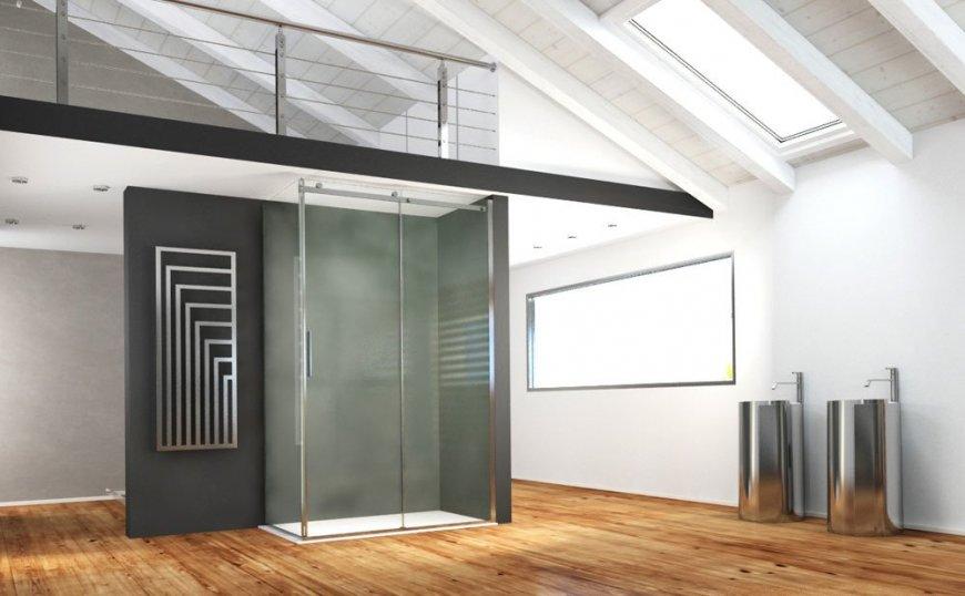 Box doccia di design a Gallarate: Tozzi Style è rivenditore Megius