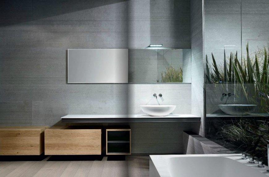 Mobili da bagno di design a Varese da Tozzi Style