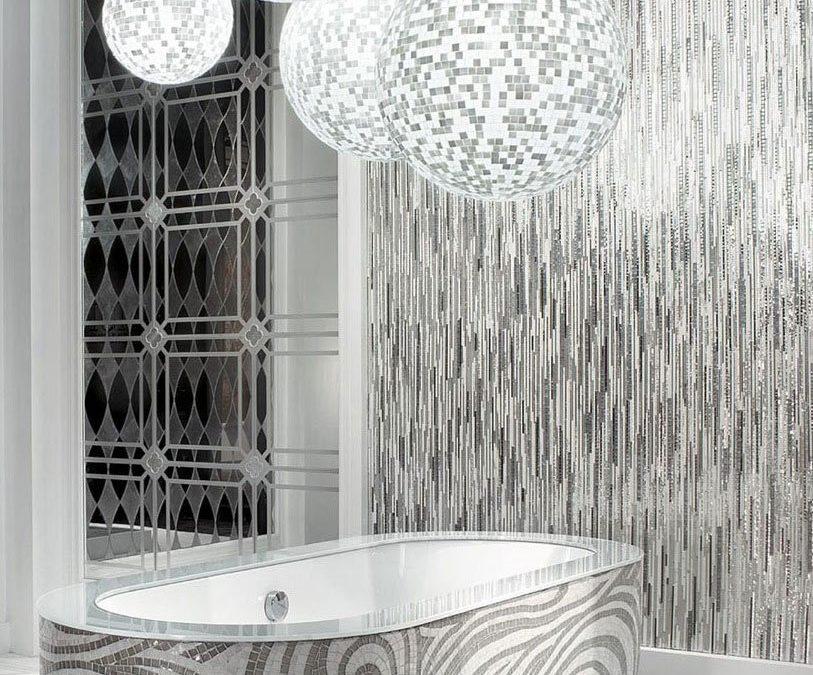 Piastrelle a mosaico per bagno a Varese: trova le tue da Tozzi Style