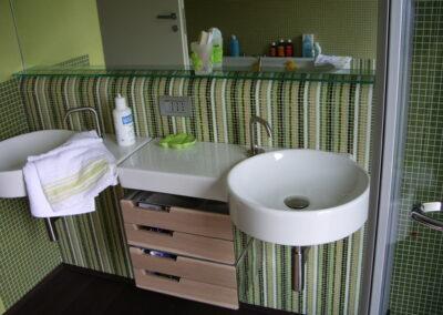 Appartamento in Gallarate bagno piccolo
