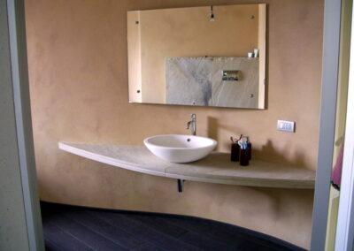 Appartamento in Gallarate top su misura in pietra